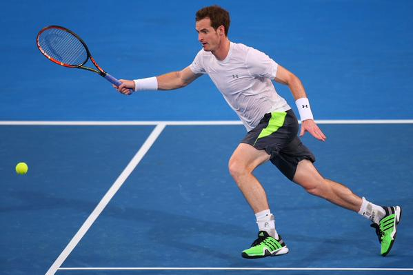 andy murray under armour sponsoring tennis
