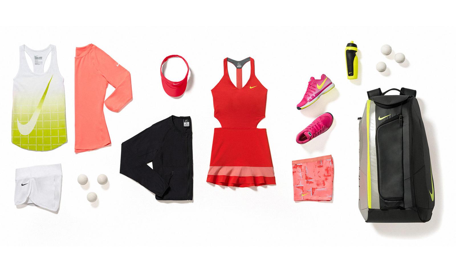 australian open 2015 maria sharapova nike tennis outfit dress