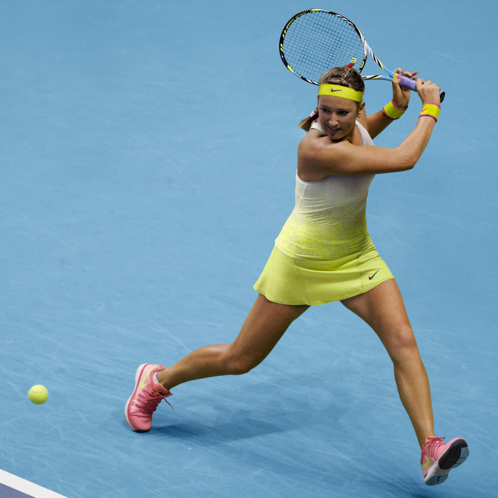 azarenka australian open 2015 dress outfit nike tennis