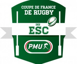 Le PMU en soutien à la Coupe de France de Rugby des ESC