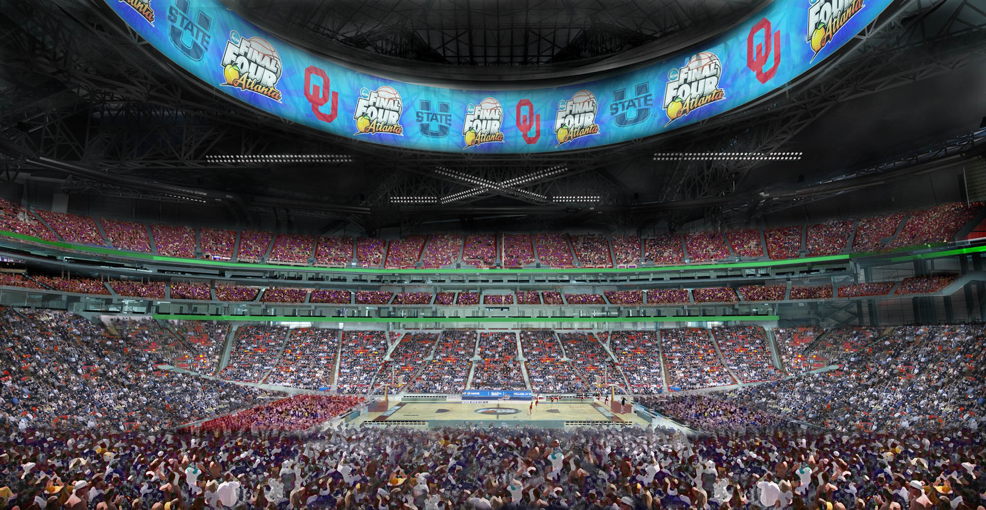 final four NCAA 2020 new atlanta stadium