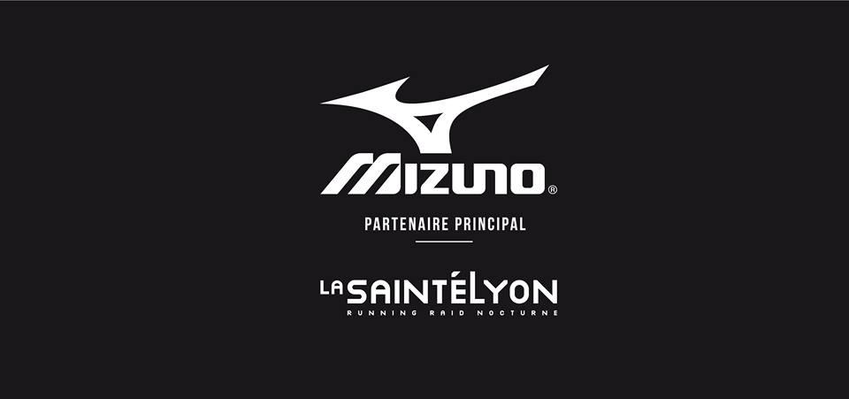 mizuno partenaire sponsor saintélyon running trail