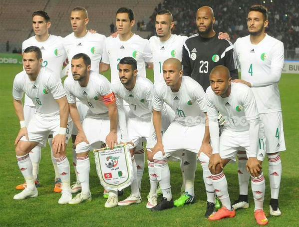 adidas signe avec la Fédération Algérienne de Football. Des