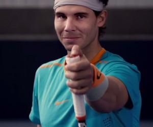 Rafael Nadal jouera avec la raquette connectée Babolat AeroPro Drive PLAY en 2015