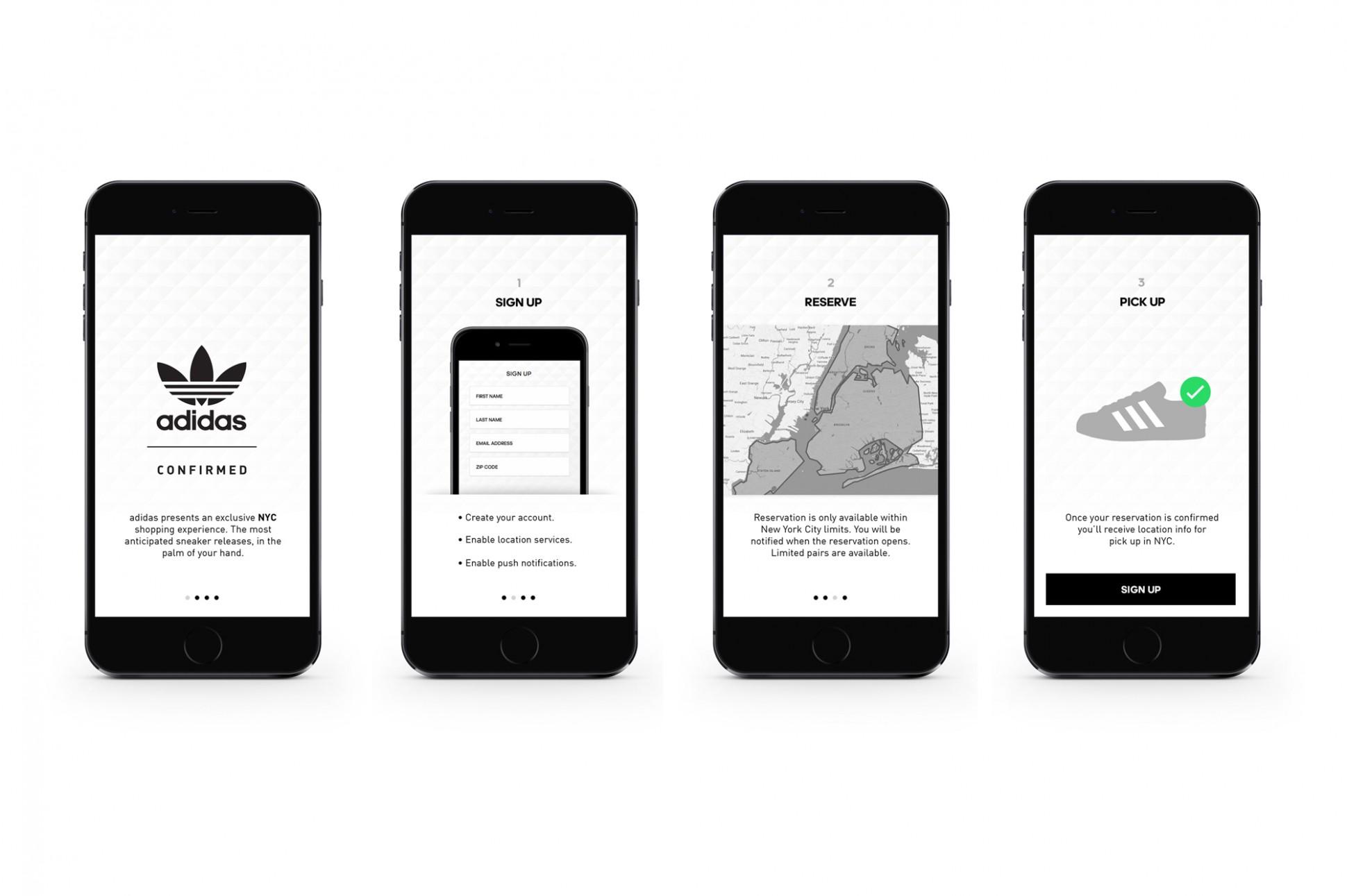 adidas – Applications sur Google Play