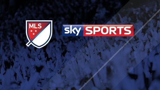 MLS sky sports