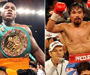 Mayweather Vs Pacquiao, le combat de boxe «business» aura lieu le 2 mai 2015