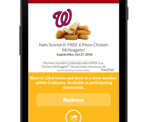 McDonald's augmente ses ventes grâce à l'activation mobile de ses partenariats sportifs