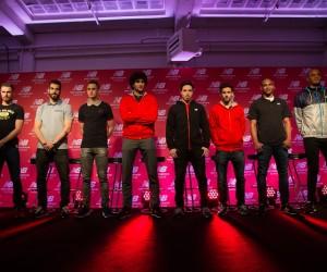 New Balance officialise son retour dans le football au travers de Nasri, Ramsey et un contrat record avec Liverpool