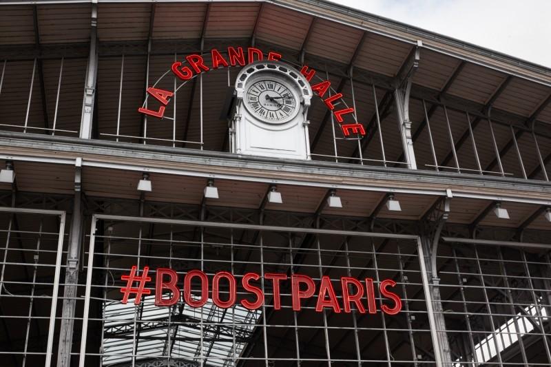 boost paris 2015 la villette. photo : adidas