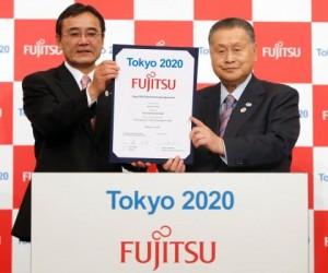 Fujitsu, NEC et Canon nouveaux Partenaires Gold de Tokyo 2020
