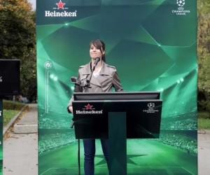 Heineken, le roi des activations «UEFA Champions League» !
