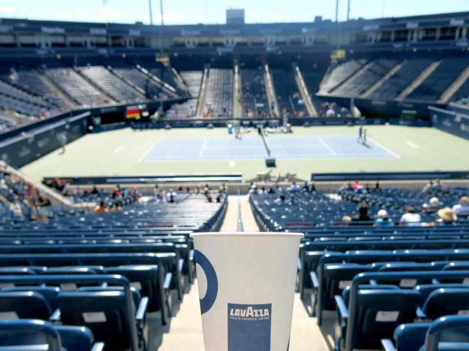 lavazza us open tennis