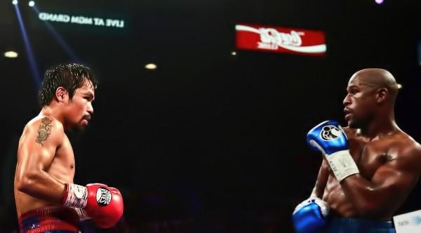 mayweather-pacquiao-boxe 2015 MGM grand