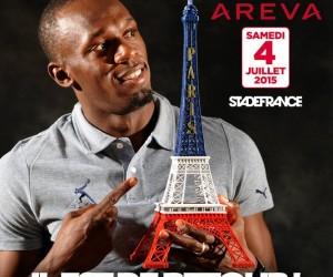 Meeting Areva 2015 – Une prime de participation de 250 000€ pour Usain Bolt