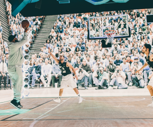 Jordan Brand invite les Fans de basket à reproduire les shoots de Michael Jordan dans un dispositif interactif