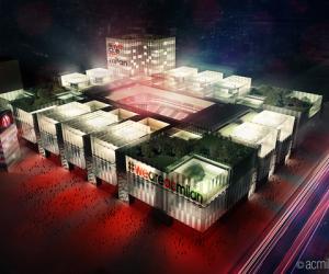 Le projet de nouveau stade du Milan AC  à 320 millions d'euros dévoilé