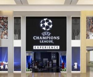 L'UEFA va lancer ses Champions League stores pour faire vivre une expérience unique aux Fans