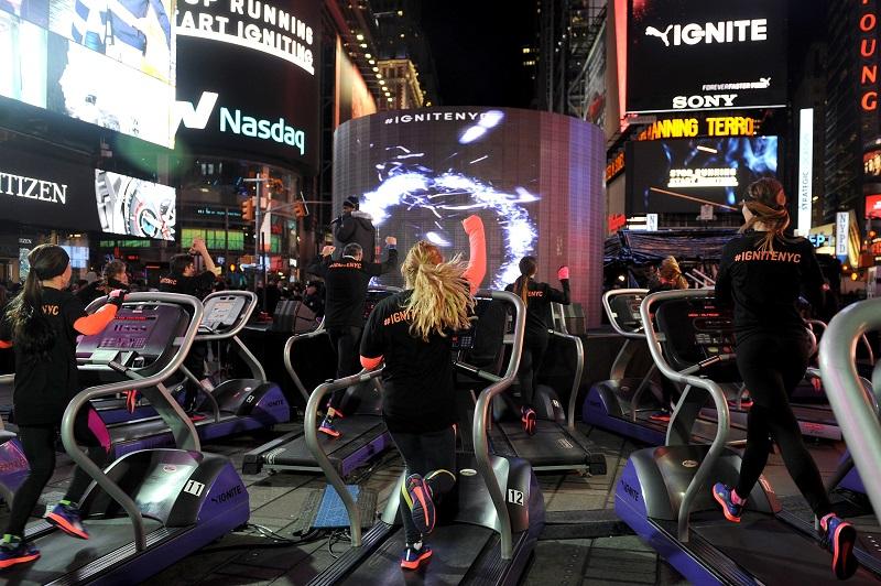 PUMA And Usain Bolt Ignite New York