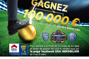 Era immobilier - Billetterie finale coupe de la ligue ...