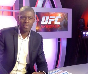 5 questions à David Astorga, nouveau présentateur de l'émission «UFC WEEKLY»