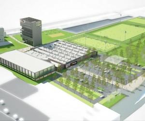 Decathlon et Kipsta inaugurent le Kipstadium