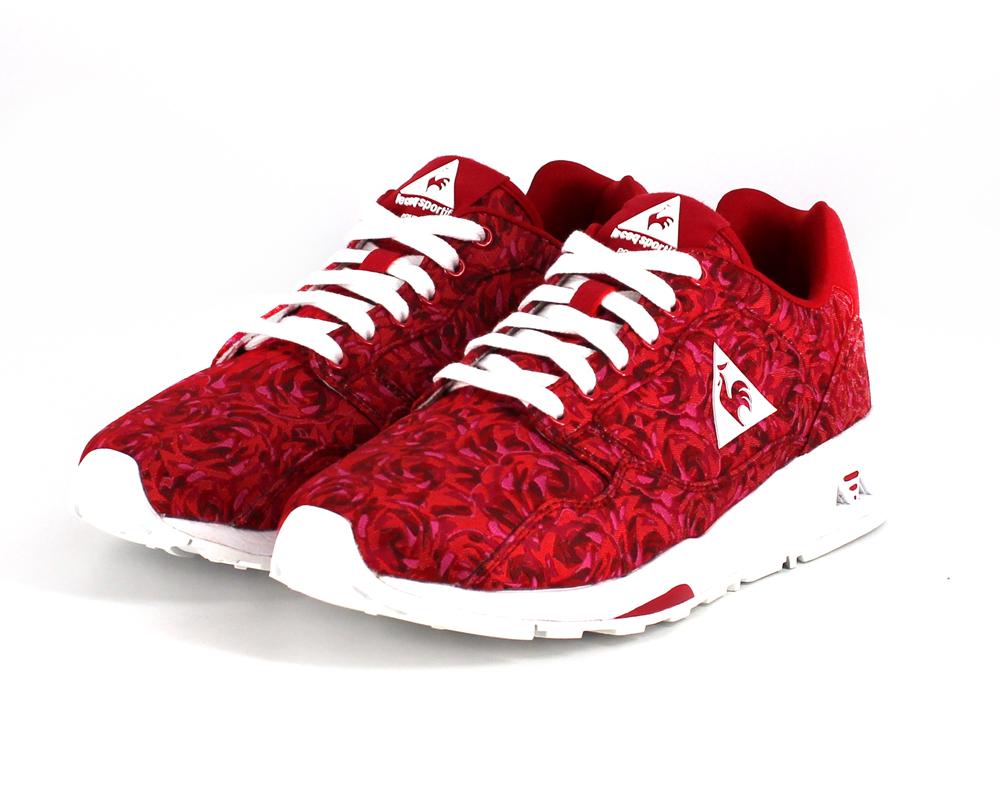 Le Coq Sportif Chaussure Rouge