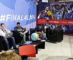 Retour sur le dispositif digital de la Ligue Nationale de Handball pour le #Final4LNH au Kindarena de Rouen