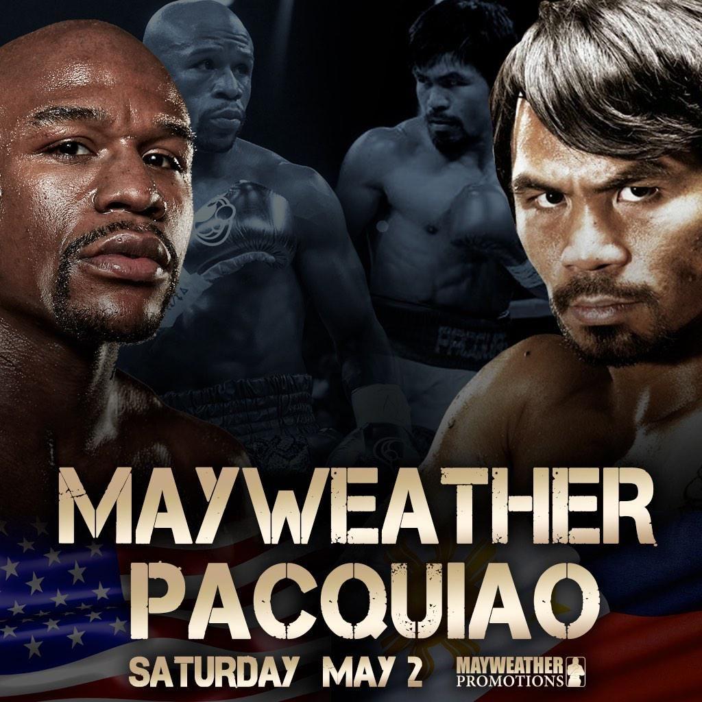 Mayweather pacquio 2015 promo boxe