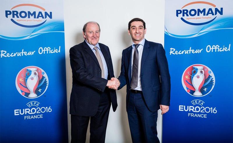 PROMAN EURO 2016 sponsor national
