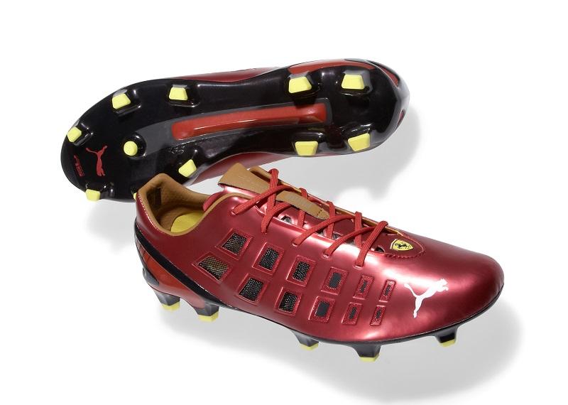Puma Ferrari evoSPEED 1.3 F947 FG football boots