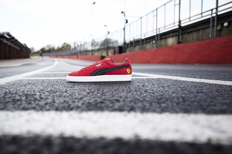 Puma suede Ferrari F1