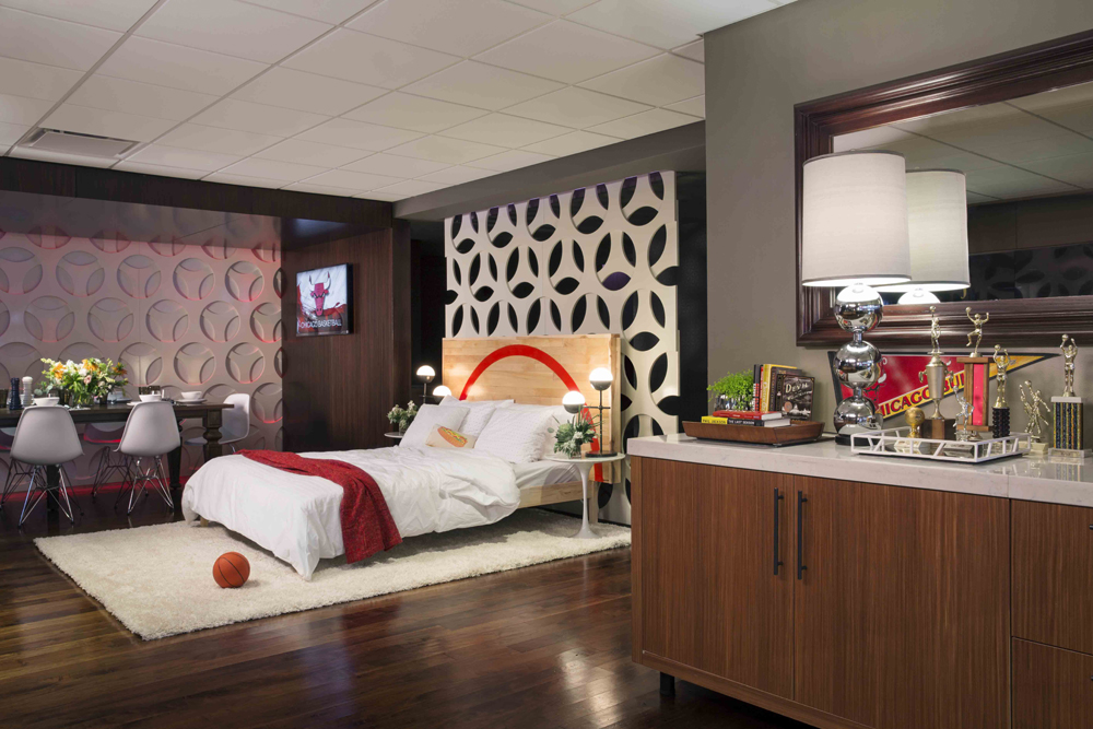airbnb chicago bulls experience