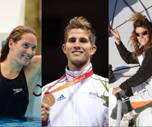 Sponsors et personnalités du monde du sport rendent hommage à Camille Muffat, Florence Arthaud et Alexis Vastine