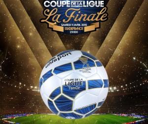 CONCOURS – 5 ballons TenOr Uhlsport de la Finale de la Coupe de la Ligue 2015 à gagner sur SBB