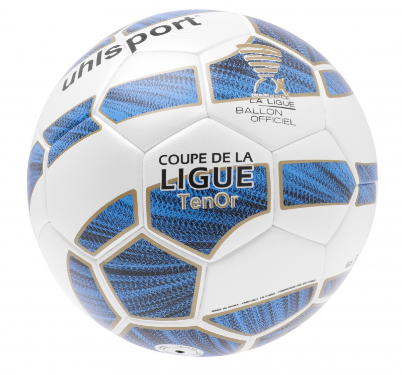 ballon uhlsport tenor replica blanc clubs francais