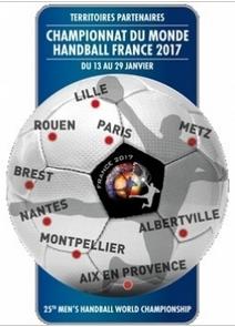 championnat du monde handball france 2017