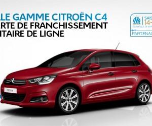 Citroën réagit au but refusé à l'OM sur Twitter
