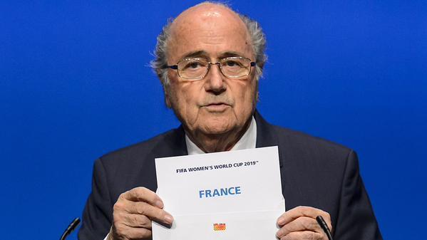 Fifa la france organisera la coupe du monde f minine de football 2019 - Coupe du monde de football 2015 ...