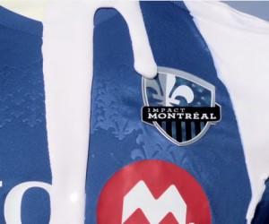 MLS – Nouveau maillot extérieur 2015 de l'Impact de Montréal (adidas)