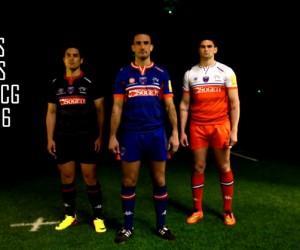 Kappa prolonge avec le FC Grenoble Rugby et dévoile les maillots 2015/2016