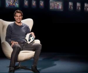 Movistar met en scène Rafael Nadal, Valentino Rossi et Jorge Lorenzo dans sa nouvelle publicité Fusión TV