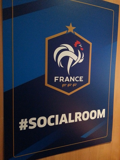 social room FFF france brésil
