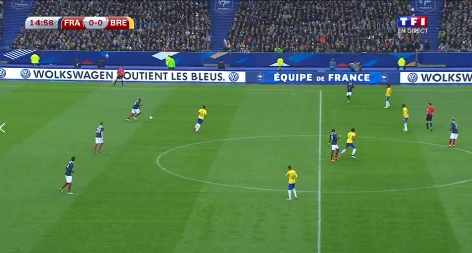 wolkswagen faute d'orthographe pub france brésil football volkswagen