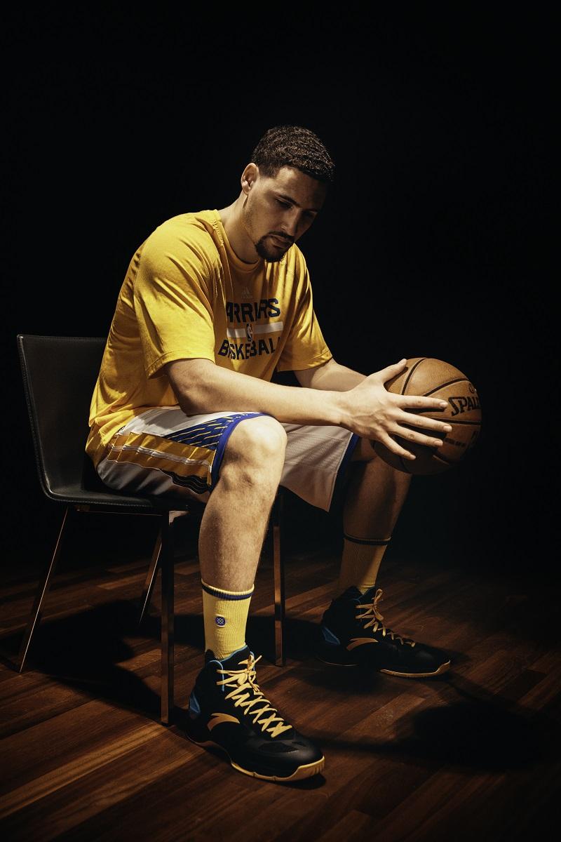 Klay Thompson Stance socks NBA