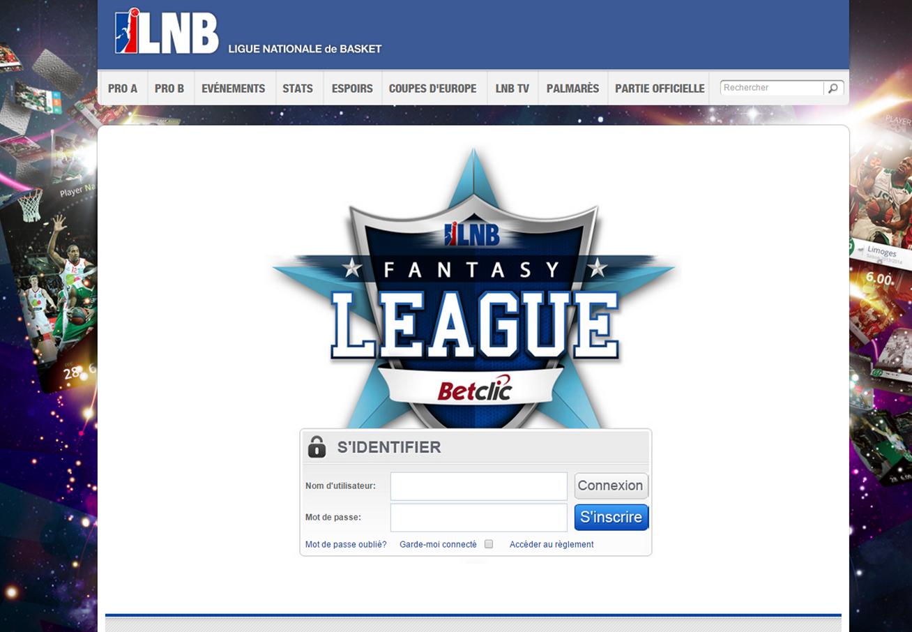 LNB betclic sponsoring