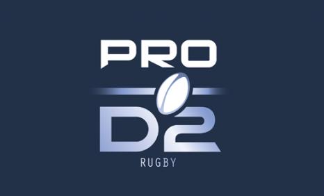 PRO D2 rugby droits TV 2015-2020