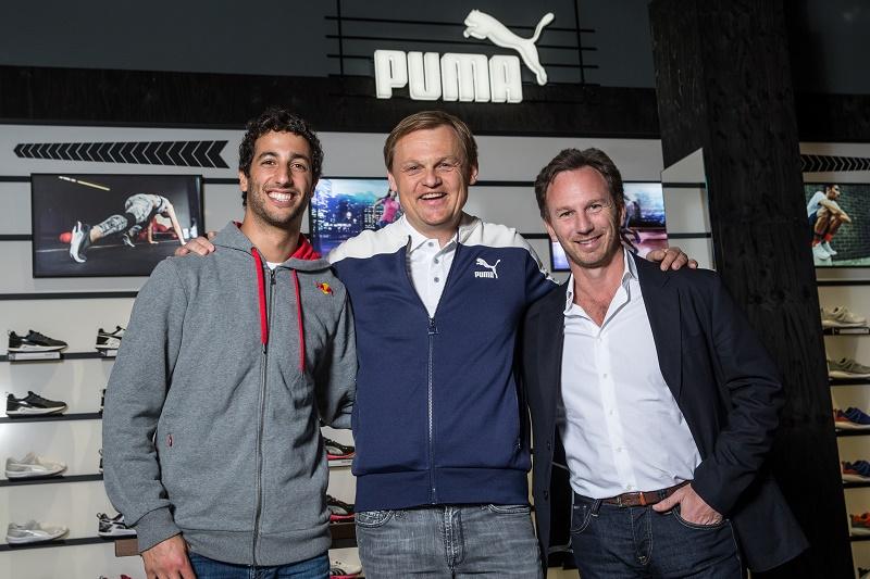 PUMA  INFINITI RED BULL RACING F1 Team 2016