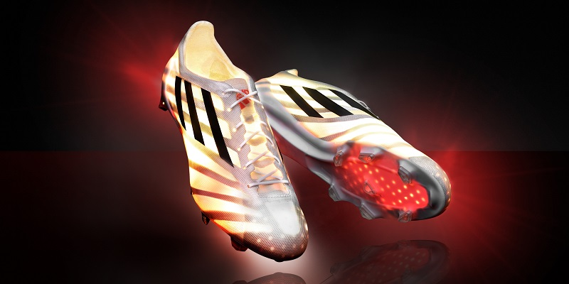adidas présente la adizero 99g, chaussure de football la