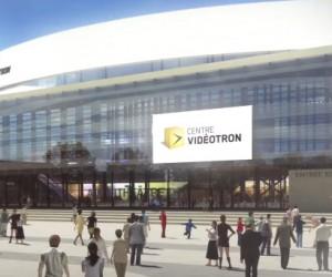 Naming – L'Arena de Québec devient le «Centre Vidéotron» pour 33M$ sur 25 ans en attendant de trouver mieux